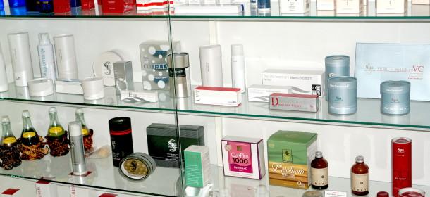 Широкий спектр японских препаратов для домашнего ухода