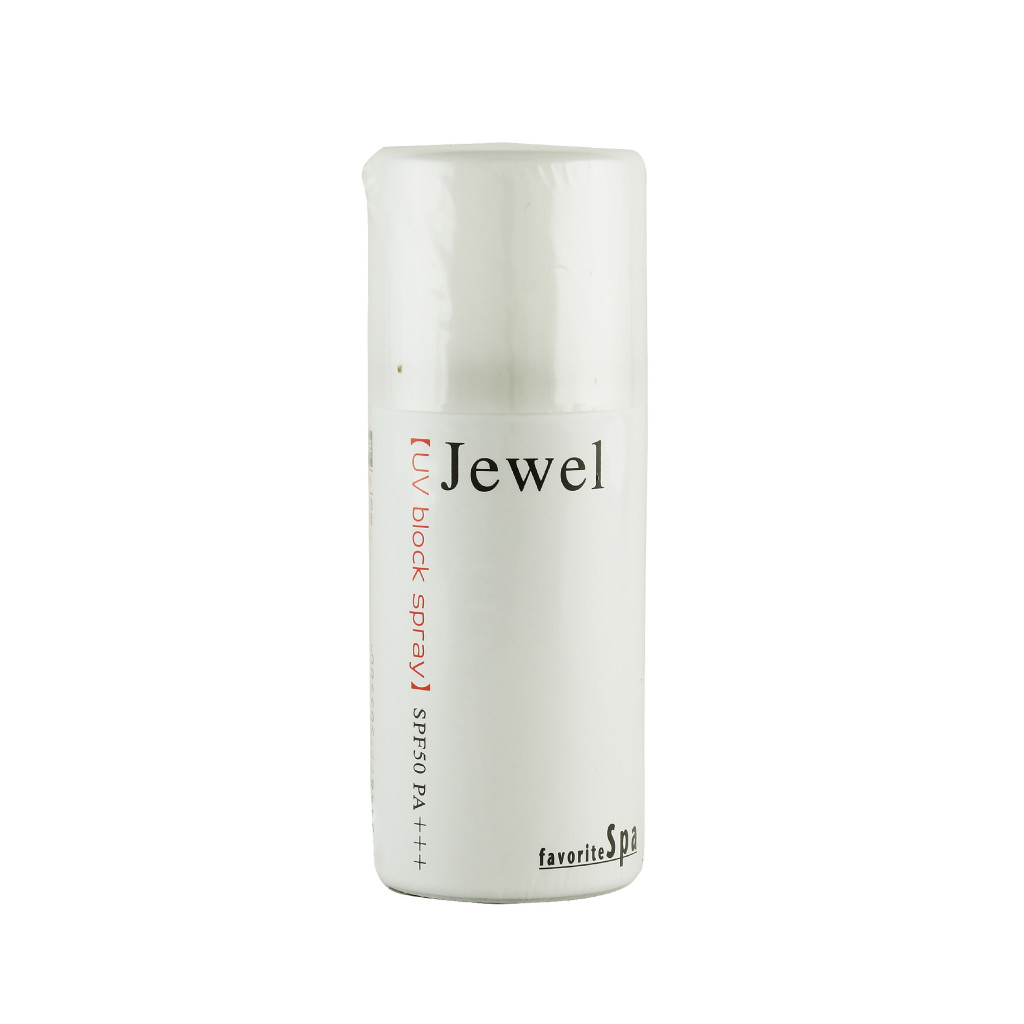 UV Block Spray Jewel
