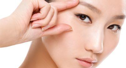 Процедура для укрепления кожи вокруг глаз